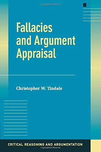 Fallacies and Argument Appraisal 9780521603065