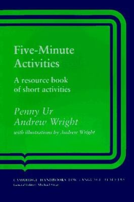 Five-Minute Activities: A Resource Book of Short Activities 9780521397810