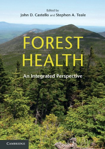 Forest Health: An Integrated Perspective 9780521747417