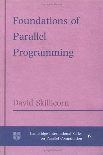 Foundations of Parallel Programming 9780521455114