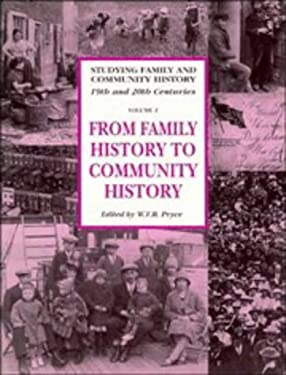 From Family History to Community History 9780521465786