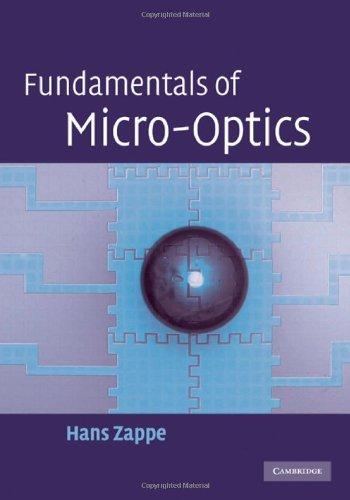 Fundamentals of Micro-Optics 9780521895422