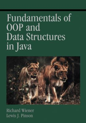 Fundamentals of Oop and Data Structures in Java 9780521662208