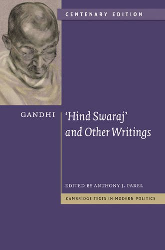Hin Swaraj and Other Writings 9780521197038