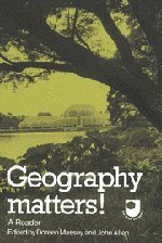 Geography Matters!: A Reader 9780521268875