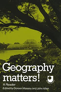 Geography Matters!: A Reader 9780521317085