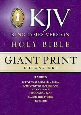 Giant Print Bible-KJV 9780529063106