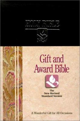 Gift and Award Bible-NRSV 9780529068224