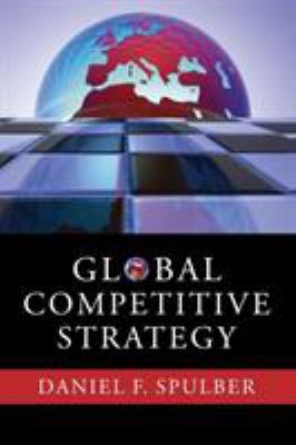 Global Competitive Strategy 9780521880817