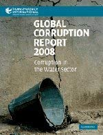 Global Corruption Report: Corruption in the Water Sector 9780521727952