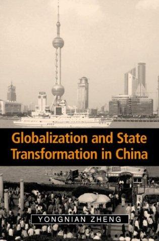 Globalization State Trans in China 9780521537506