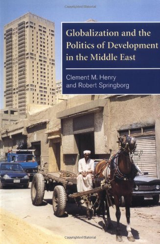 Globalization and the Politics of Development in the Middle East 9780521626316