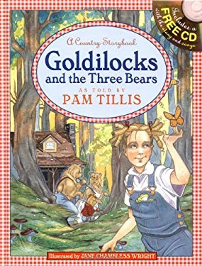 Goldilocks and the Three Bears: Country Storybooks [With CD (Audio)] 9780525471530