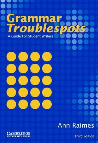 Grammar Troublespots: A Guide for Student Writers 9780521532860