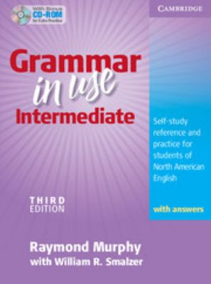 Grammar in Use, Intermediate: Self-Study Reference and Practice for Students of North American English, with Answers [With CDROM] 9780521734776