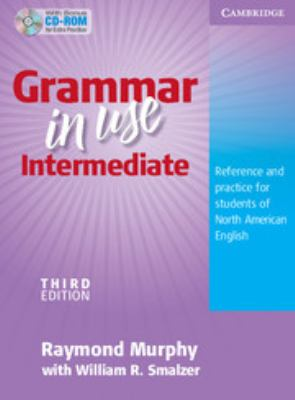 Grammar in Use Intermediate: Reference and Practice for Students of North American English [With CDROM] 9780521759366