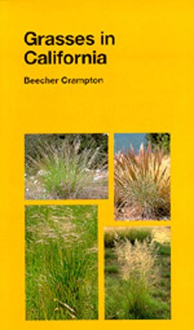 Grasses in California 9780520025073