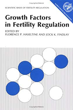 Growth Factors Fertilty Regula 9780521390262