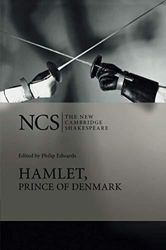 Hamlet, Prince of Denmark 9780521532525