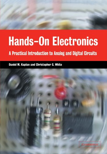 Hands-On Electronics: A Practical Introduction to Analog and Digital Circuits