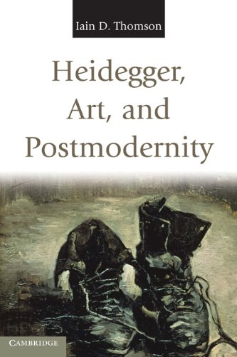 Heidegger, Art, and Postmodernity 9780521172493