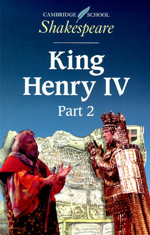Henry IV, Part 2 9780521626880