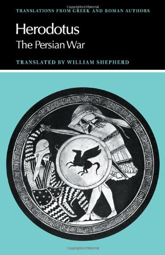 Herodotus: The Persian War 9780521281942