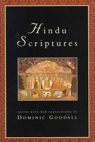 Hindu Scriptures: With New Translations 9780520207820