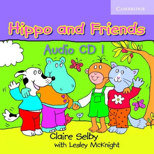 Hippo and Friends 1 9780521680127