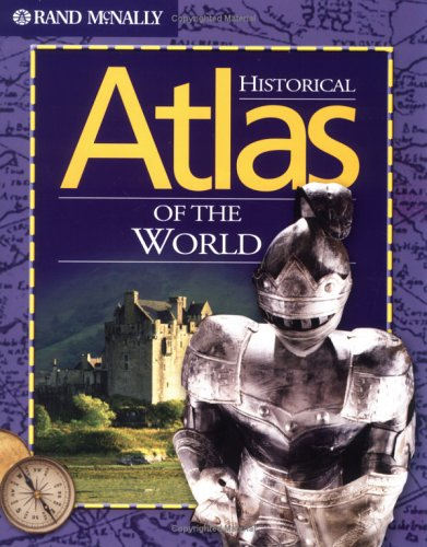 Historical Atlas of the World 9780528839696