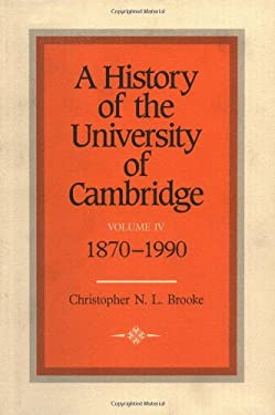 history and overview of the university of cambridge As a history of art student at cambridge university, i have had direct  the  impression that you have to be from the right background to study it,.