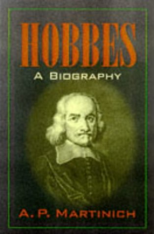 Hobbes: A Biography 9780521495837