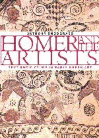 Homer and the Artists: Text and Picture in Early Greek Art 9780521629812