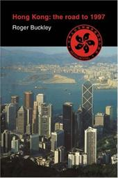 Hong Kong: The Road to 1997 1754862