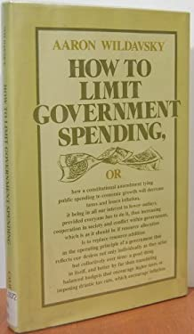 How to Limit Government Spending
