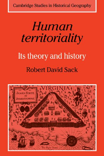 Human Territoriality: Its Theory and History 9780521311809