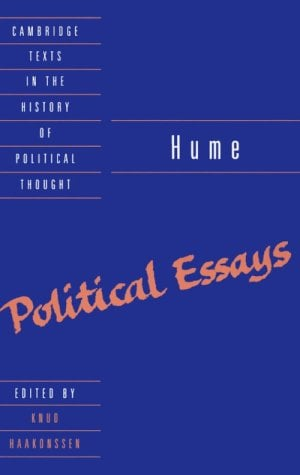 Hume: Political Essays 9780521466394