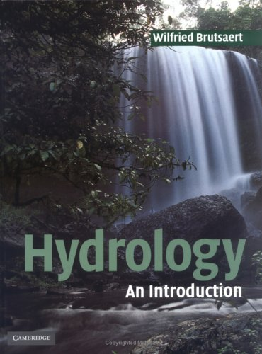 Hydrology: An Introduction 9780521824798