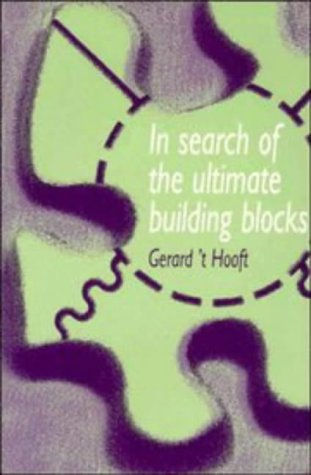 In Search of the Ultimate Building Blocks 9780521578837