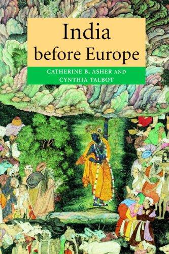 India Before Europe 9780521005395