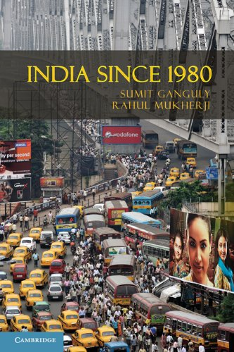 India Since 1980 9780521678049