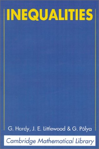 Inequalities - 2nd Edition
