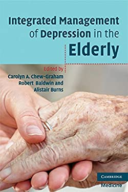 Integrated Management of Depression in the Elderly 9780521689809