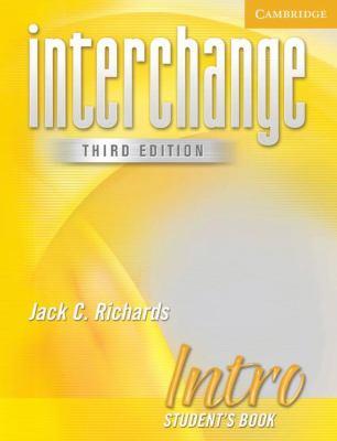 Interchange Intro Student's Book 9780521601511