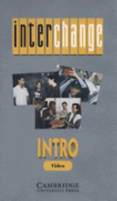Interchange Intro Video Video Vhs Ntsc: English for International Communication 9780521555746