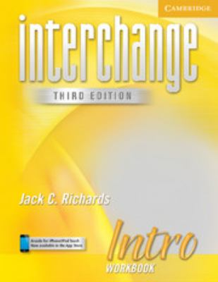 Interchange Intro Workbook 9780521601559