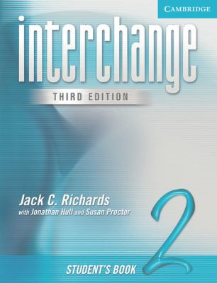 Interchange Student's Book 2 9780521601962