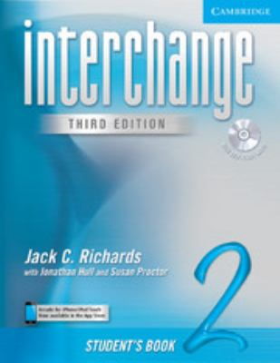 Interchange Student's Book 2 with Audio CD [With CD] 9780521601948
