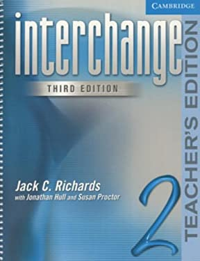 Interchange Teacher's Edition 2 9780521602037