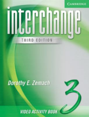 Interchange Video Activity Book 3 9780521602365